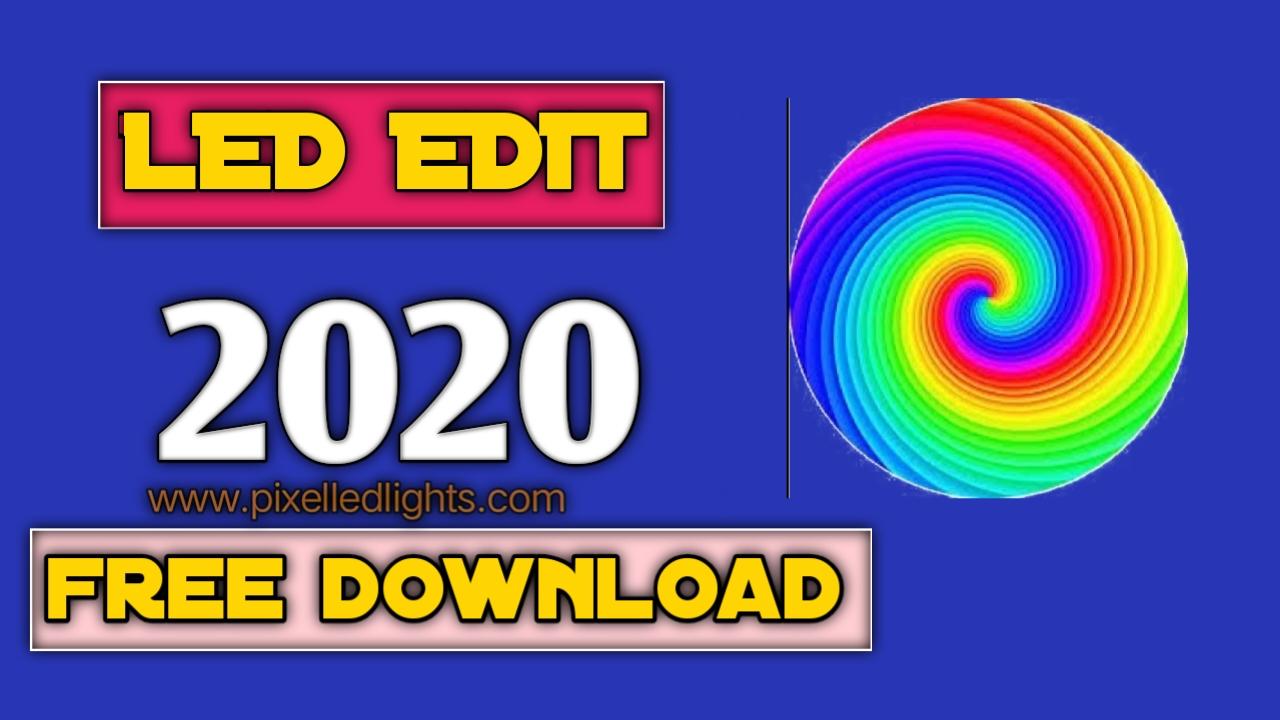 Pixel Led Edit 2014 Software Download Pc